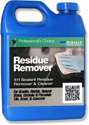 Miracle Sealants Sealer Residue Remover, Quart