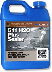 Miracle Sealants 511 H2O Plus Sealer, Quart