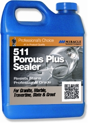 Miracle Sealants 511 Porous Plus Sealer, Pint