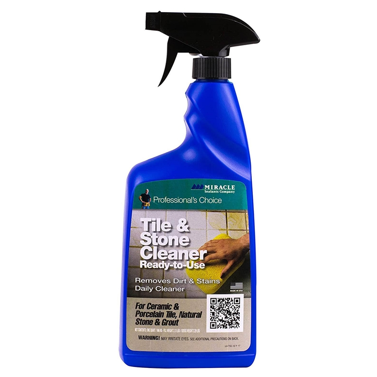 Miracle Sealants Stone & Tile Cleaner, 32oz Spray