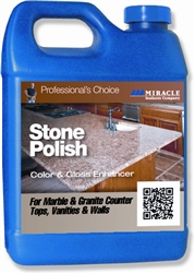 Miracle Sealants Stone Polish, Quart