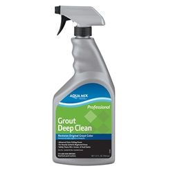 Aqua Mix Grout Deep Clean