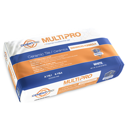 Cement Pro Multi-Pro Thinset- StoneTooling.com
