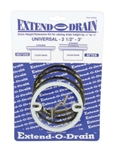 Extend-O-Drain Universal Drain Height Extension Kit