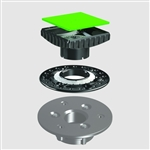 Ebbe America - Hot Mop Adapter Kit E208- StoneTooling.com