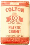 Colton Plastic Cement