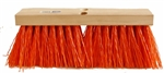 "24"" Heavy OSHA Orange Broom Brush"