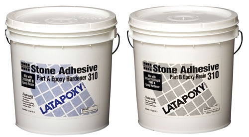 Laticrete Latapoxy 310 Set 2 Part Epoxy 10 Liter