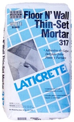 Laticrete 317 Thinset, White