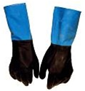 Acid Rubber Gloves