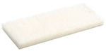 Marshalltown Scrub Bug Replacement Pad - White