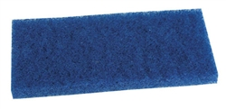 Marshalltown Scrub Bug Replacement Pad - Blue