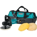 Makita 9237CX3 Polisher-Sander With Polishing Kit