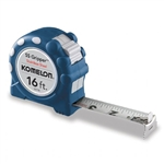 Komelon Stainless Steel Tape Measure, 16ft- StoneTooling.com