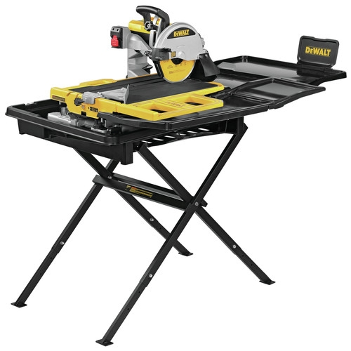 "Dewalt D3600 High Capacity 10"" Tile Saw StoneTooling.com"