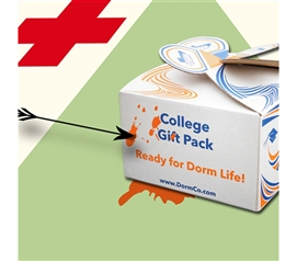 Kiss My Boo Boo (First Aid Kit) - College Gift Pack