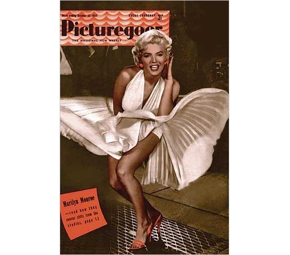 marilyn monroe breeze poster college supplies dorm room products