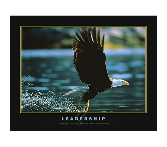 Leadership Inspirational College Dorm Poster - Inspirational dorm ...