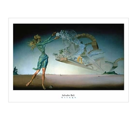 College Shopping Supplies - Mirage - Dali, Salvador Poster - Best Posters For College