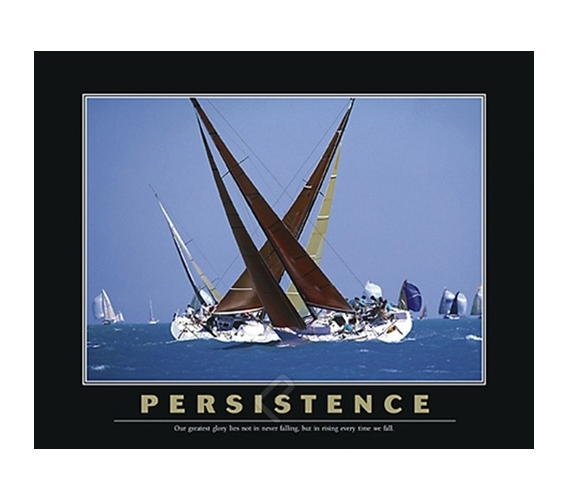Persistence Motivational Quotes: Inspiring Posters For College Students