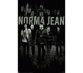 Norma Jean - Group Shot Poster Great For Fans Of The Band