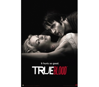 TV Hit True Blood  - It Hurts So Good Show Poster