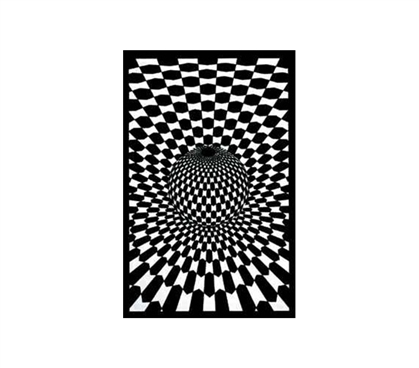 Awesome Hypnotized Poster Decor