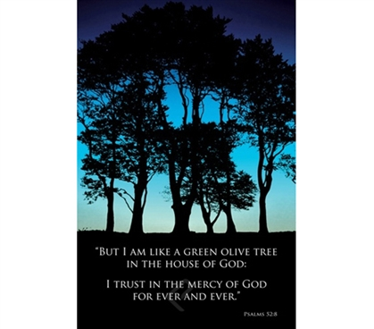 Motivating Olive Tree Quote Poster