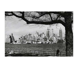 Cool And Cheap Poster - New York City Skyline - NYC College Poster - Great Wall Decor