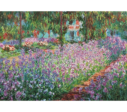 Beautiful Le Jardin de Monet a Giverny Poster