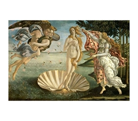 Beautiful The Birth of Venus - College Poster