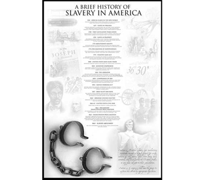 This Historic Item - History of Slavery in America - Human Rights