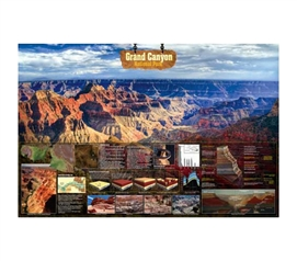 Vast & Beautiful - Grand Canyon National Park Landscape Dorm Poster