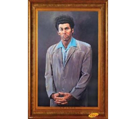 Add Cool Dorm Supplies - Seinfeld Kramer Poster - Funny Posters For College