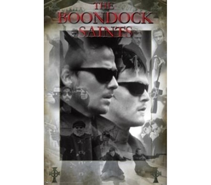 Movie Posters Are Fun - Boondock Saints Collage Poster - Add Decor For Dorms