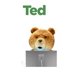 Ted Movie Art Poster
