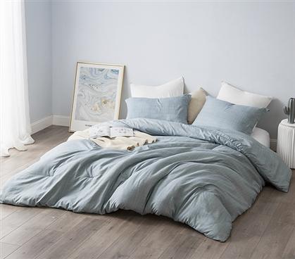 Borgo - Twin XL Comforter - Supersoft Microfiber Bedding