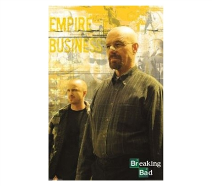 TV Posters For Cheap - Breaking Bad Empire Business Poster - Decor For College