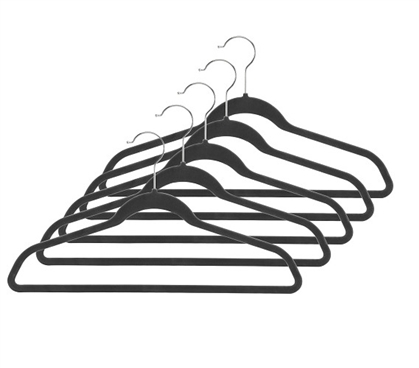 Spacemaker Suit Hangers - Cheap College Supplies Every Dorm Needs