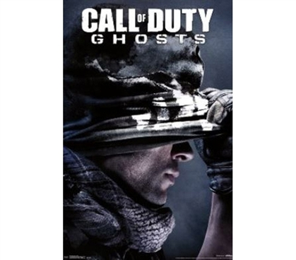 Buy Video Game Posters - Call Of Duty Ghosts Poster - Dorm Room Decor