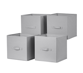TUSK Fold Up Cube 4-Pack - Alloy