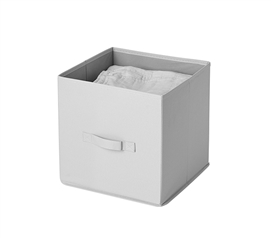 Fold Up Cubes - TUSK College Storage - Glacier Gray