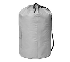 Laundry Backpack - TUSK College Storage - Alloy