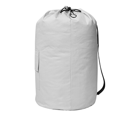 Laundry Backpack - TUSK College Storage - Glacier Gray