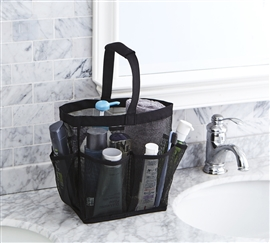Essential College Shower Tote Durable TUSK Dorm Supplies with Easy Carry Handle for Dorm Shower Transport