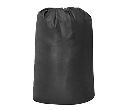 Super Jumbo Laundry Bag - TUSK® College Storage - Black