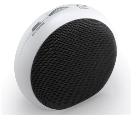 Ultimate Sound Machine (MP3 Speaker & White Noise Player in one) - Helps You Sleep And A Portable Speaker