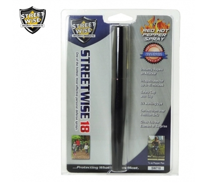 Pepper Spray Pen