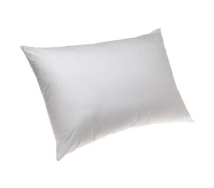 Basic College Pillow - Dorm Room Bedding