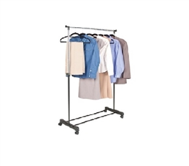 Adjustable Dorm Garment Rack Dorm Room Storage